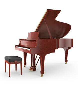 Steinway Crown Jewel Collection - Model M