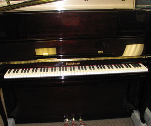 BP-3 Demi-Chippendale in Rosewood polish w/ grand piano style lid