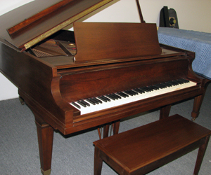 Baldwin Model L 6 3 Professional Grand piano.