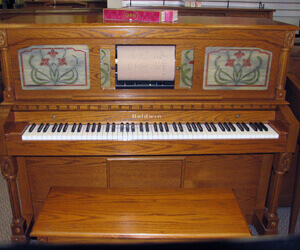 Kohler and Campbell Baby Grand