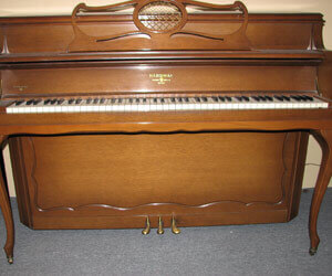Hardman Imperial Console Piano