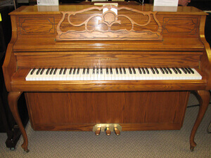 Kohler & Campbell 44in Studio Upright Piano