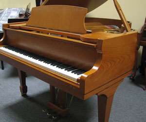 Samick 7ft 7 in Baby Grand piano