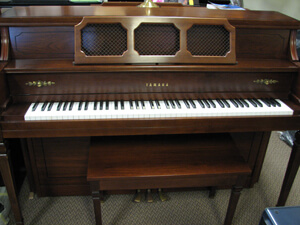 Yamaha 43in Console Piano
