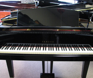 YAMAHA Baby Grand with Bench