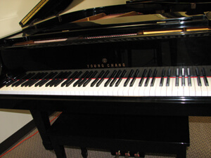 Young Chang G-150 Baby Grand